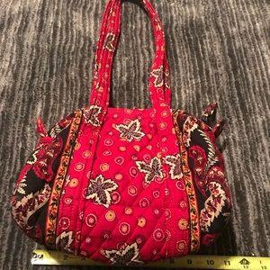 Vera Bradley round purse